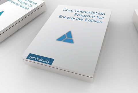 Core Subscription Program for Professional Edition (New License)