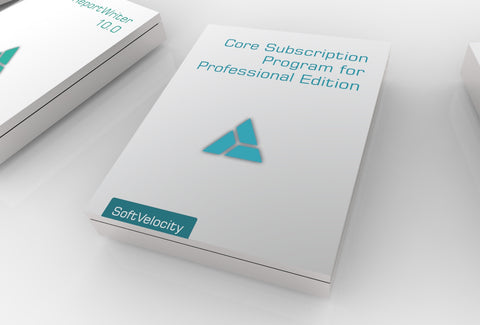 Core Subscription Program for Professional Edition (Upgrade)
