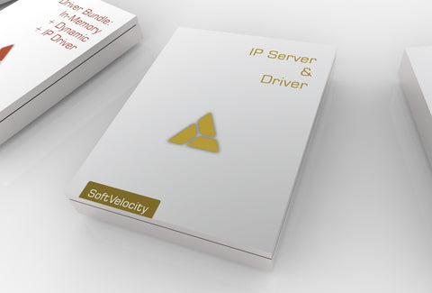 IP Driver and Data Server (IPDS)