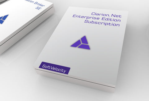 Core Subscription Program for Clarion.Net Enterprise Edition