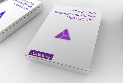 Core Subscription Program for Clarion.Net Professional Edition