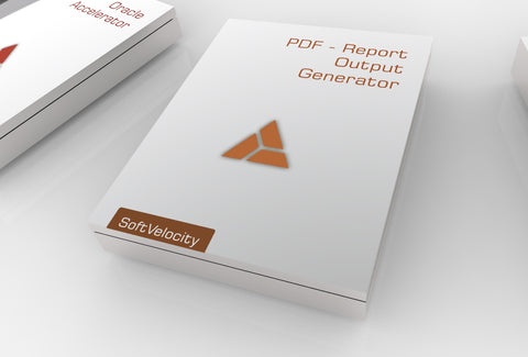PDF - Report Output Generator