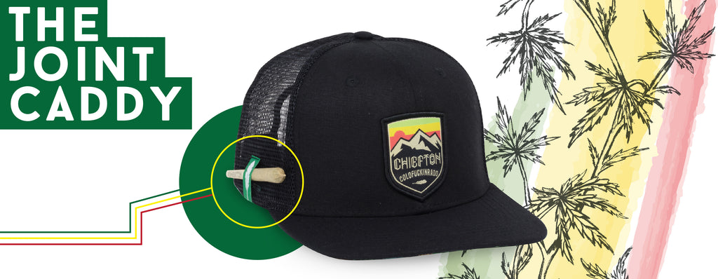 Headwear with a Higher Purpose: The Joint Caddy