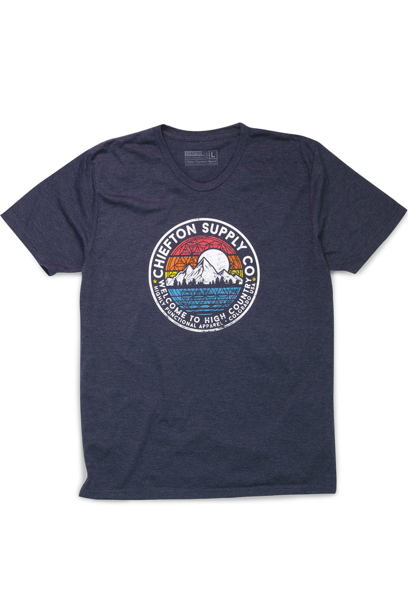 Welcome to High Country T-shirt