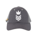 Fire Team Curve Bill Trucker Hemp Hat
