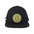 The Barracks Flat Bill Hemp Hat