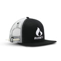 Burn TV weed hat with joint holder