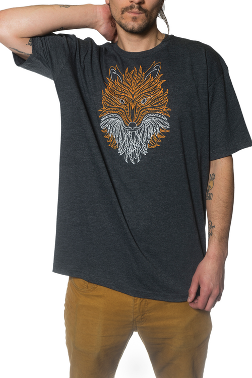 Faded Fox T-Shirt