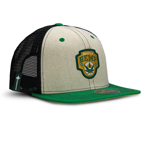 Seattle Hemp Snapback