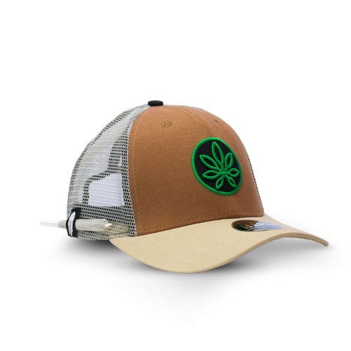 General Cannabis - Circle Leaf Hemp Hat
