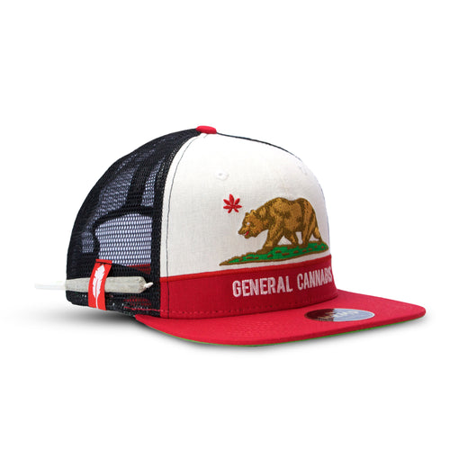 General Cannabis - Cali Hemp Hat