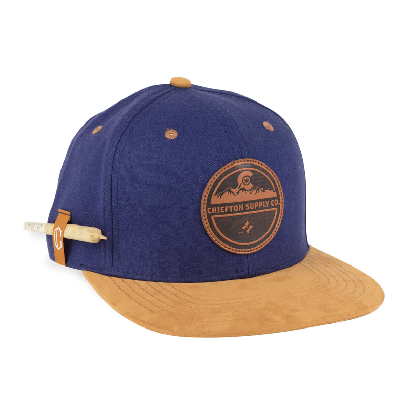 Made For The Mountains Hemp Hat