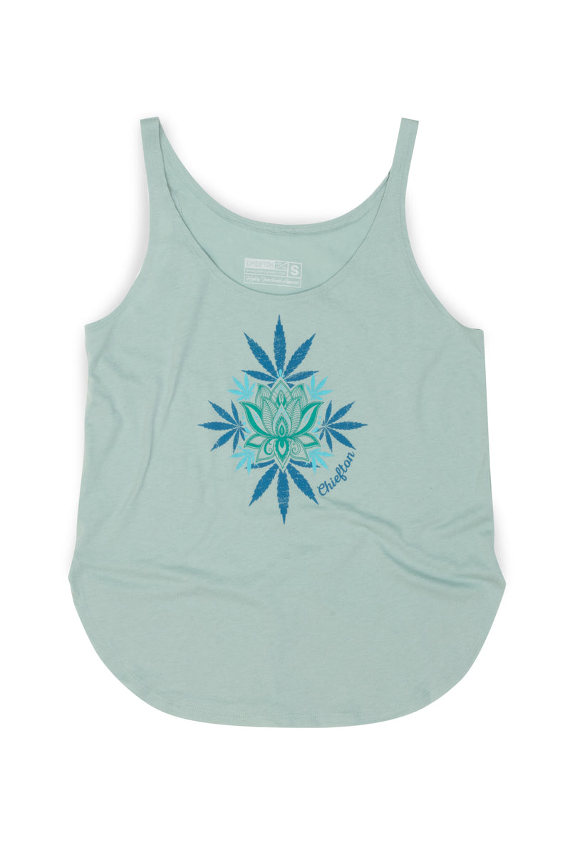 Lotus Bud Tank Top