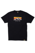 Mountain Sunset Hemp T-shirt