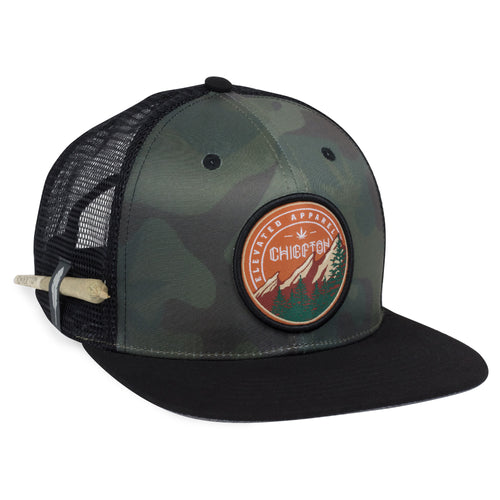 Flatirons Hemp Hat