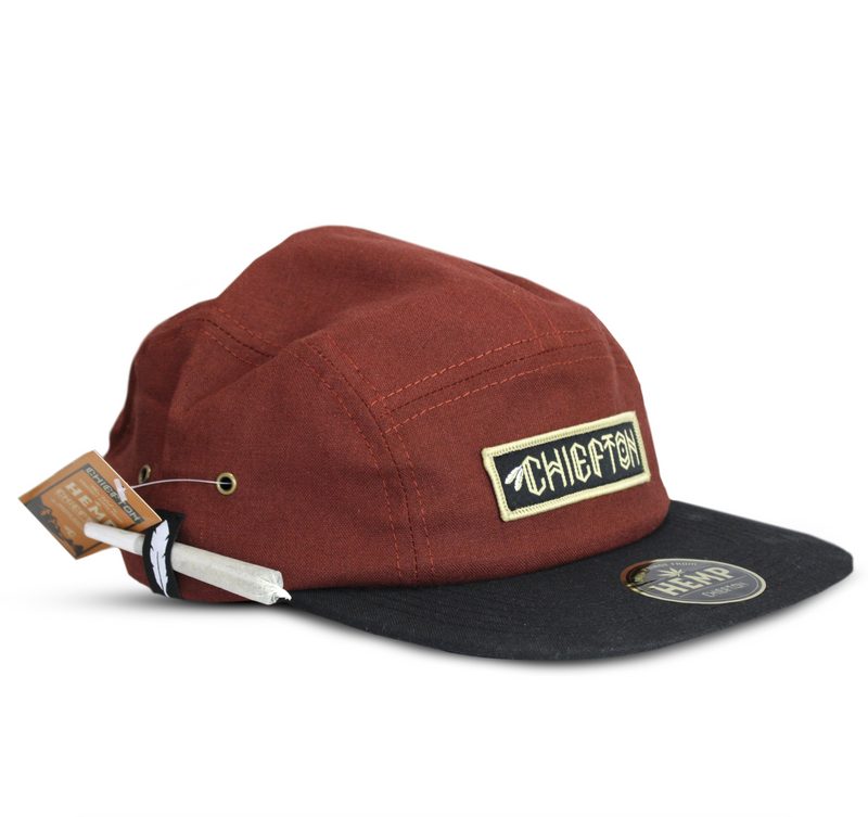 Chiefton 5 Panel Hat