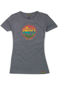 Women's Smoking Tent Hemp T-Shirt