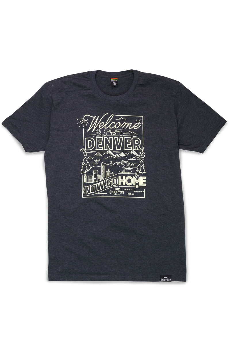 Welcome To Denver T-Shirt