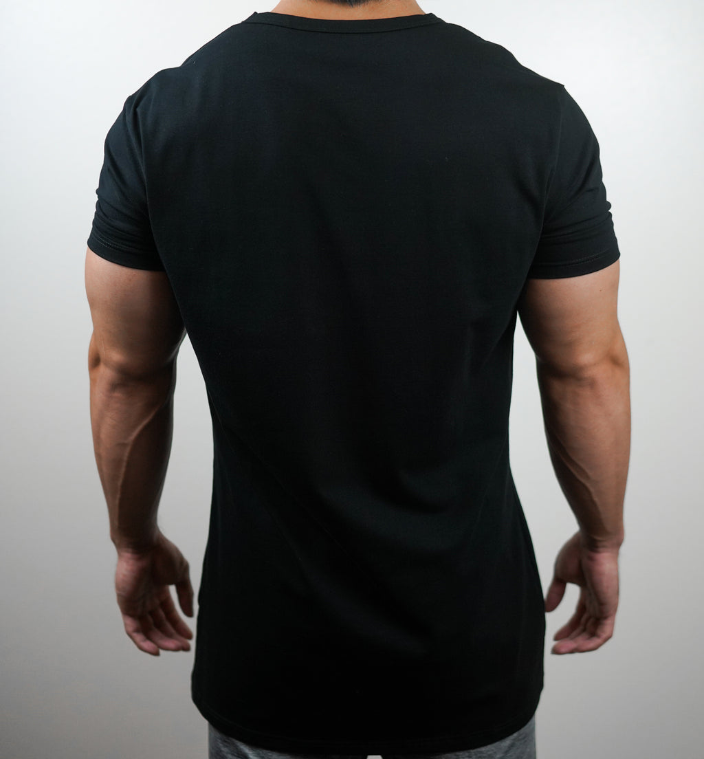 Ascend Tee - Black