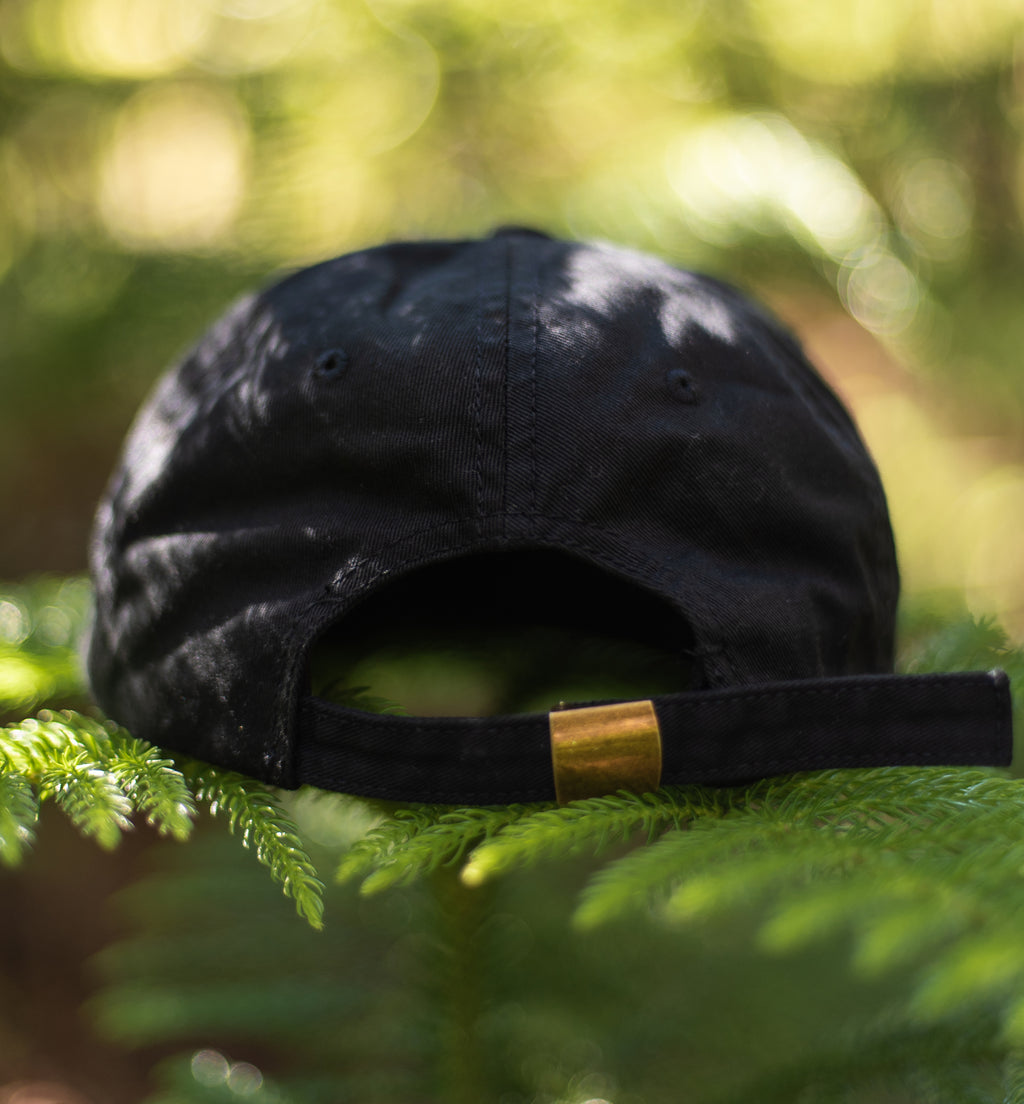 "Goku ""Bad Dad"" Hat - Black"