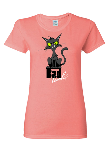Bad Luck Womens PW2 T-Shirt.
