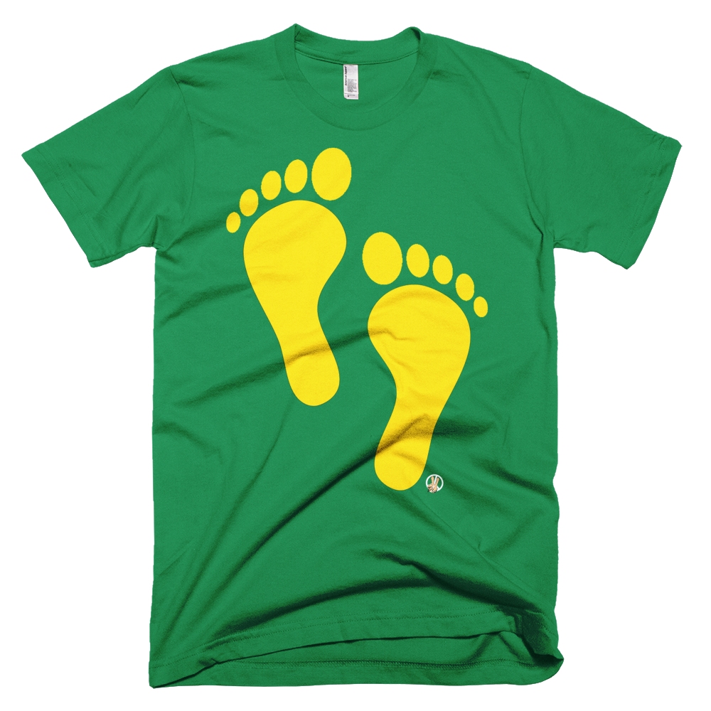 Golden Feet PW2 T-Shirt.