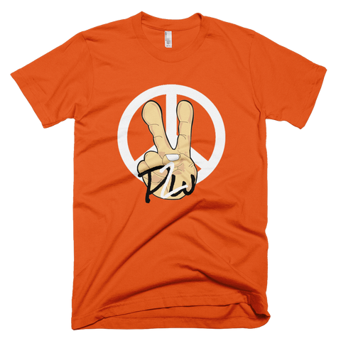 Original PW2 Orange T-Shirt.