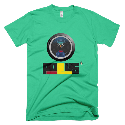 Focus PW2 Mint Green T-Shirt.
