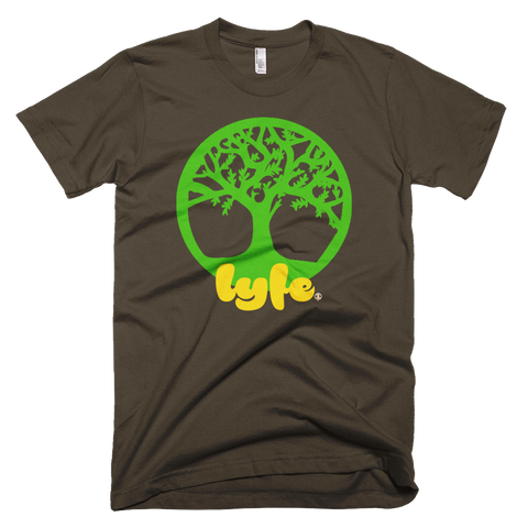 Tree Lyfe Brown PW2 T-Shirt.