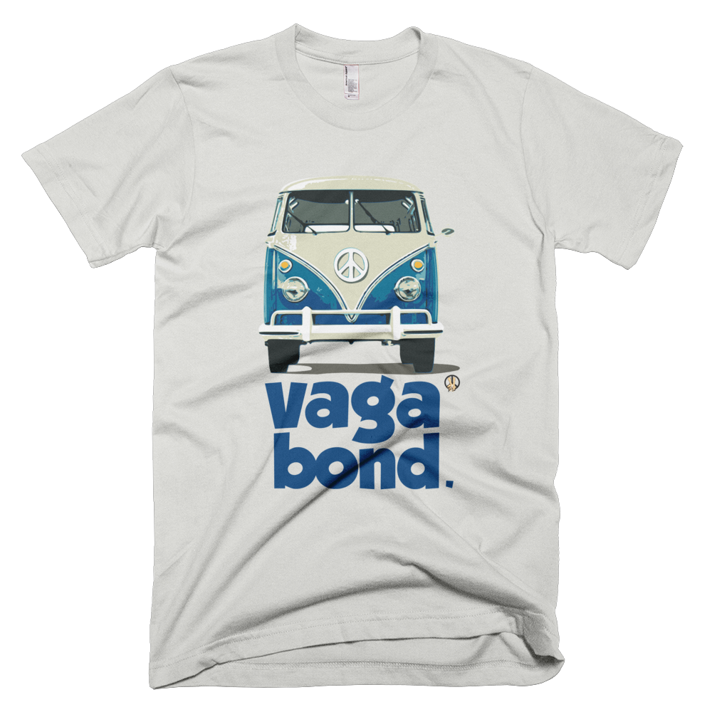 Vagabond PW2 Gray T-Shirt.