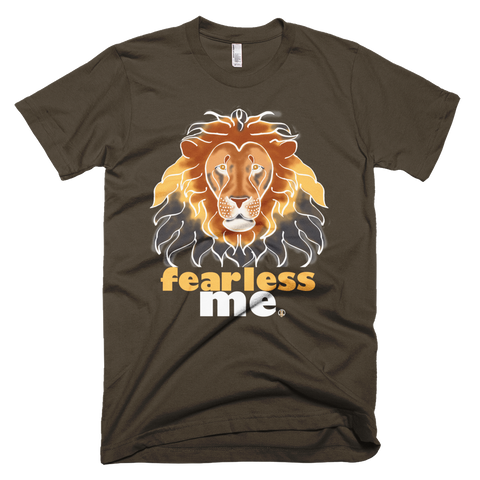 Fearless Me Brown PW2 T-Shirt.