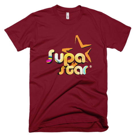 SupaStar PW2 Cranberry T-Shirt.