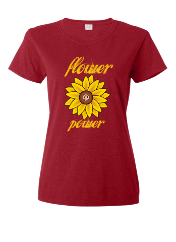 Flower Power PW2 Women's T-Shirt.