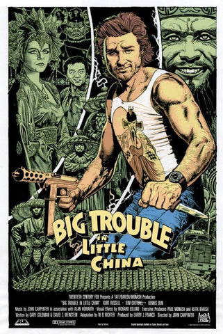 Big Troube in Little China