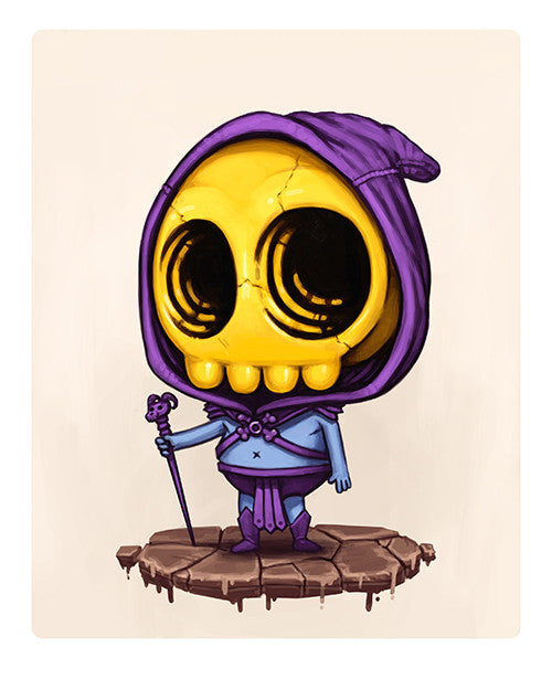 Skeletor - Skully Cosplay