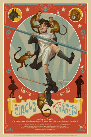 Charles Chaplin - Ther Circus
