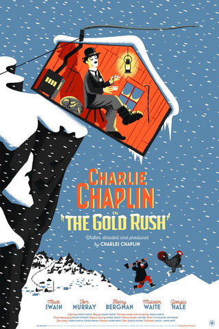 Charles Chaplin - The Gold Rush