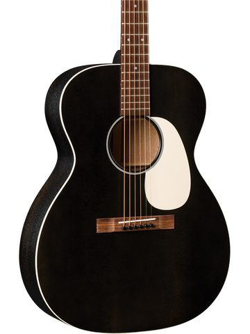 Martin 000-17 Black Smoke w/case
