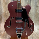Reverend PA1 RB Pete Anderson Signature RetroBlast Satin Mulberry