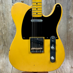 Nash T-52 Butterscotch Blonde Light Relic w/case