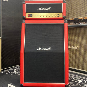 Marshall SC20HR/SV212R Tone Shop Limited Edition Red Half Stack