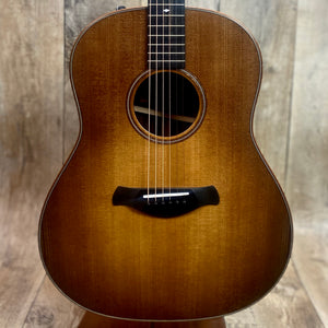 Taylor Builder's Edition 717e V-Class Bracing Western Honeyburst w/case