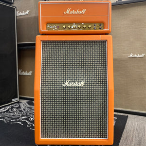 Marshall SV20HOR/SV212OR Tone Shop Limited Edition Orange Half Stack