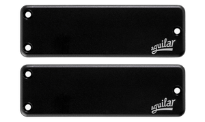 Aguilar DCB-D1 Dual Ceramic Bar Magnet Bass Pickup Set 4-string D1 Size