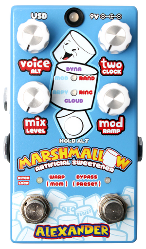Alexander Marshmallow Pitch Modulator