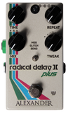 Alexander Radical Delay II Plus