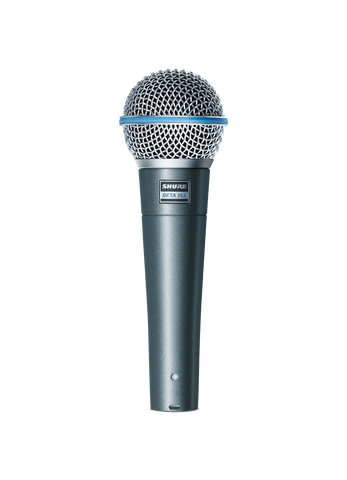 Shure BETA 58A Supercardioid Dynamic Microphone