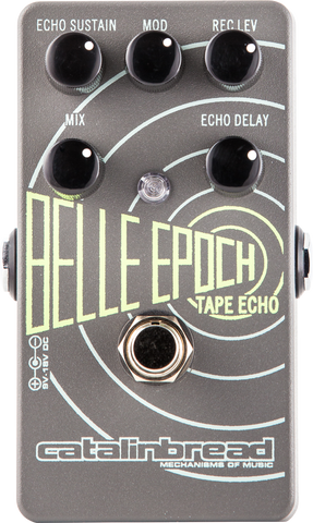 Catalinbread BELLE EPOCH Tape Echo effect