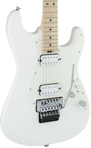 Charvel Pro-Mod So-Cal Style 1 HH FR  Snow White