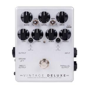 Darkglass Vintage Deluxe V3 Bass Preamp